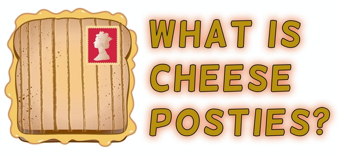 cheese posties delivers all the components of a gourmet
