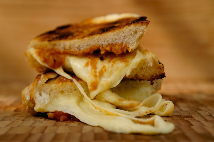 Cheese posties by dave rotheroe kickstarter - Can i eat port salut cheese when pregnant ...