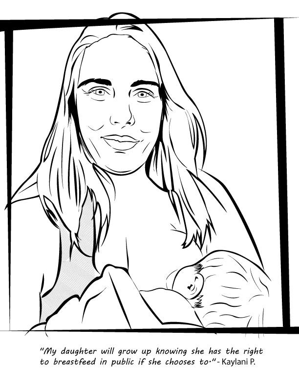 Badass Feminist Coloring Book by Ijeoma Oluo — Kickstarter