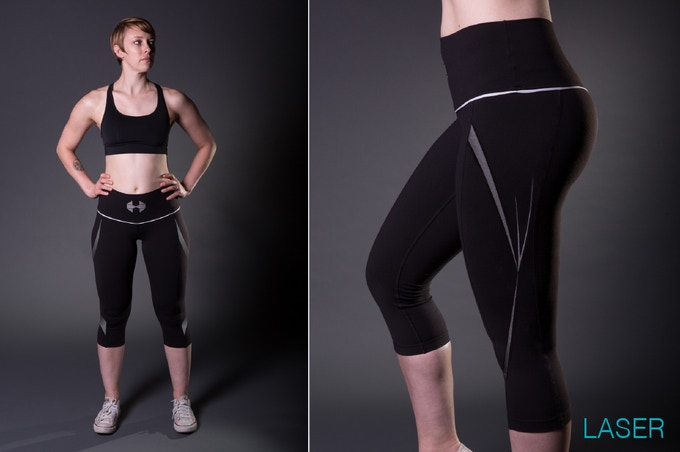 Superfit Performance™ Leggings - Laser