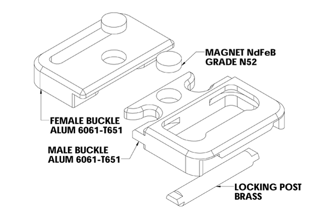 Buckle Assembly