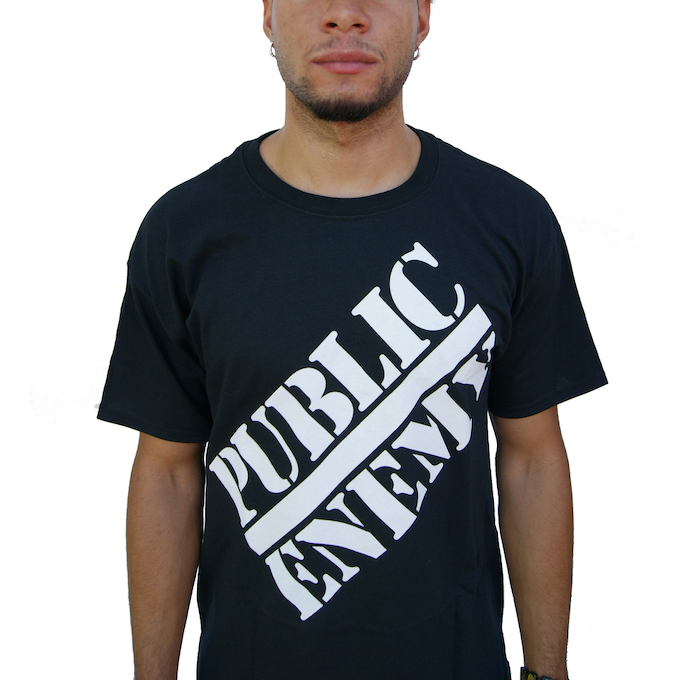 Option 1-Limited number of shirts signed by Hip-Hop Legend Chuck D of Public Enemy, a featured interview in The Sneaker Life.