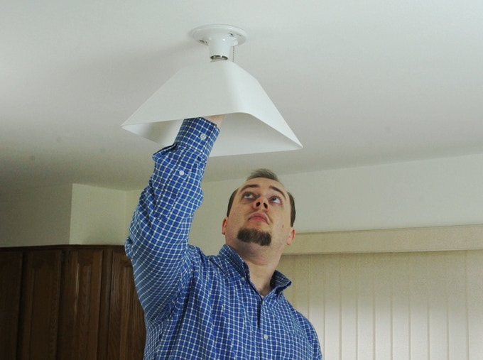 Installs like a light bulb - no tools are needed