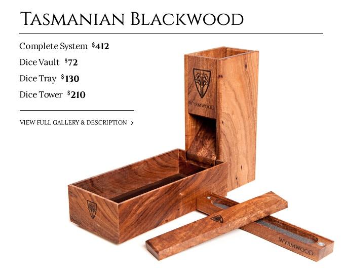 Tasmanian Blackwood