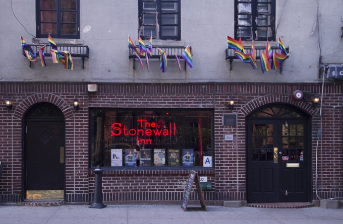 The Stonewall Inn, NYC. Photo by Kami Chisholm.