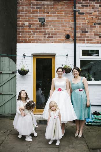 Clare Married May 2015