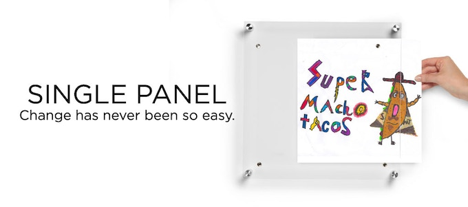 Wexel Floating Frames: Display Your Art & Photos in Seconds by ...