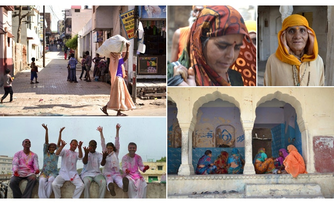 Photos from Margot's last trip to India - ©Margot Greer