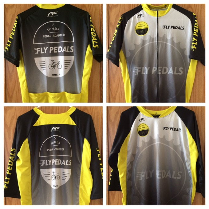Road and Mountain Jerseys