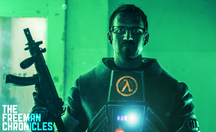 A thrilling, action, horror series featuring one of the greatest video game characters of all time. Gordon Freeman!