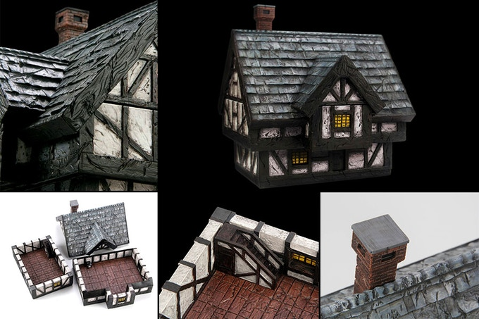 Epix Haven Miniature Terrain For Rpg And Miniature Games