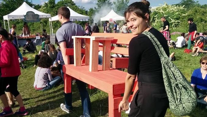 Créez votre meuble et repartez avec ! / Create your own furniture and go home with it!