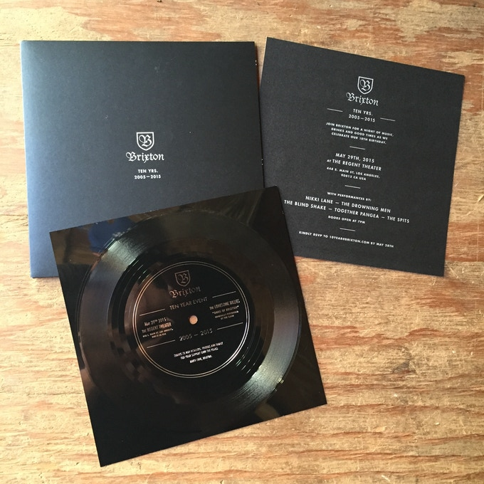 """Limited edition 7"""" flex vinyl - Billies covering a classic by one of our favorite bands..."""