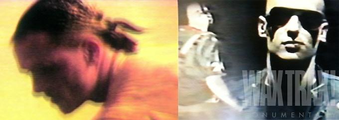 Vintage Al Jourgensen & Richard 23