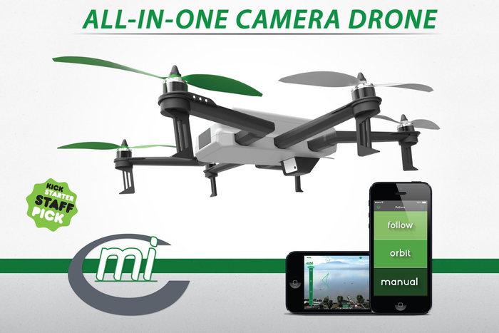 We develop innovative aerial devices to capture your world with a touch of a button.