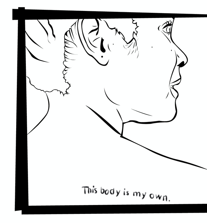 Badass Feminist Coloring Book by Ijeoma Oluo —Kickstarter