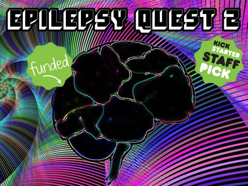 Epilepsy Quest2 is the 2nd Opus of Epilepsy Quest (Hypno Quest on iOS). Through a dynamic arcade game, explore the traumas of the mind!