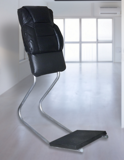 LeanChair without the swing-arm desk attachment