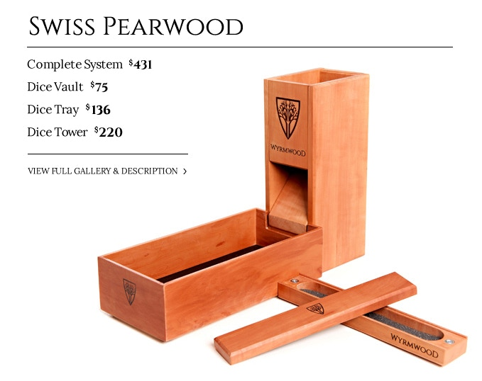Swiss Pearwood