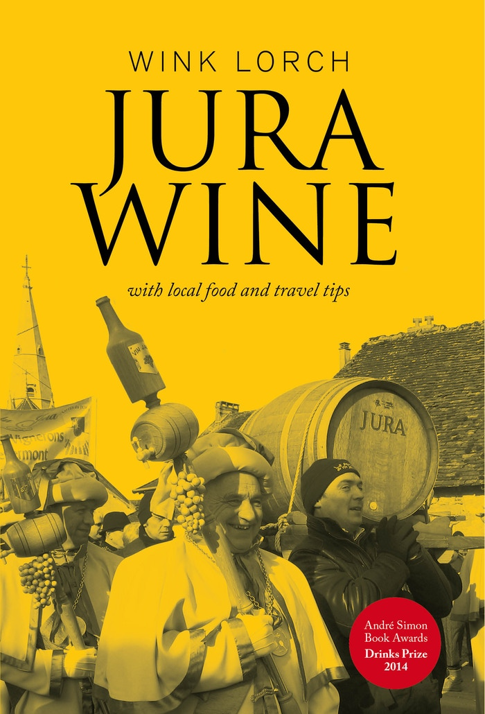 A book that uncovers the mystery of Jura wines from France - the people, culture, terroir and wines, plus local food and travel tips.