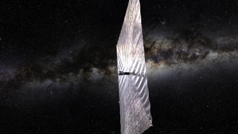 Update 114: LightSail Self-Portrait: Can You Help? · LightSail: A Revolutionary Solar Sailing Spacecraft