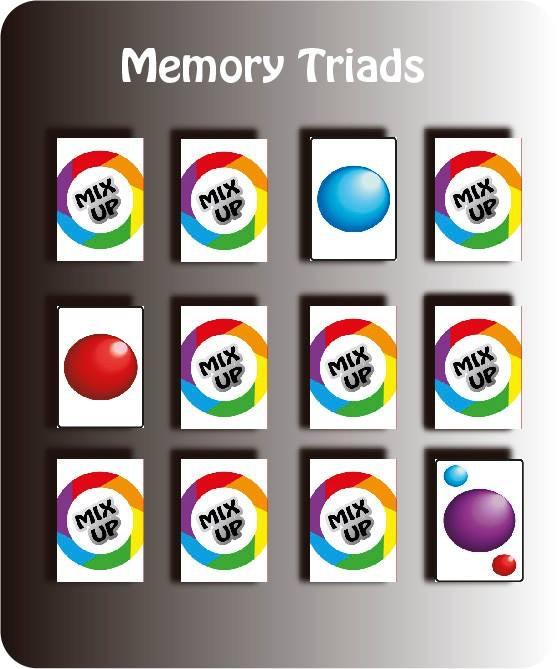 Memory Triads