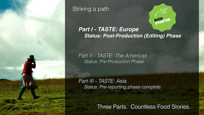 The TASTE Trilogy