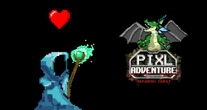 Do you like 8-bit fun? Do you like Dungeon Crawls? Do you like Dragons? Then this EPIC game is for you!