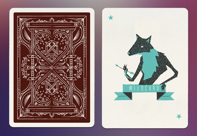 Bloodlines Custom Playing Cards By Billy French Kickstarter
