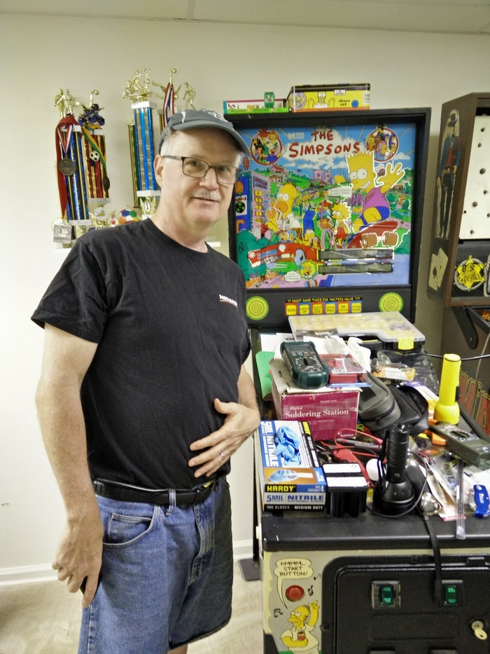 Kaia's dad hacks on both older and newer pinball machines, though both of our dads have shared their love of pinball with us since we were kids.  Our Las Vegas meetup will be at the Pinball Museum (unless too many people RSVP)