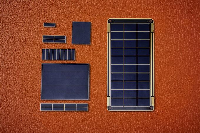 YOLK's solar modules