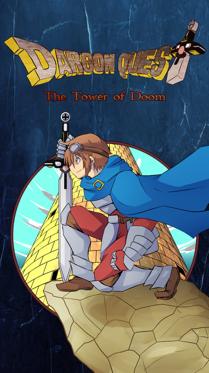 Dargon Quest : The Tower of Doom by Carey Martell ...