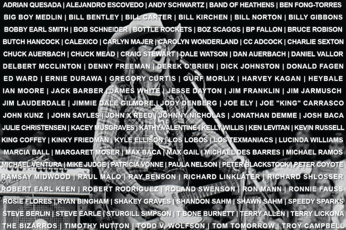 Over 100 industry peers and counting ALL in support of spreading more awareness of Doug to one day get him into the Rock and Roll Hall of Fame. Add your name to this incredible list of supporters. Thank you for donating and supporting our film!