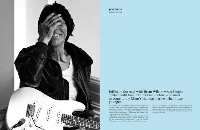 Jeff Beck draft page