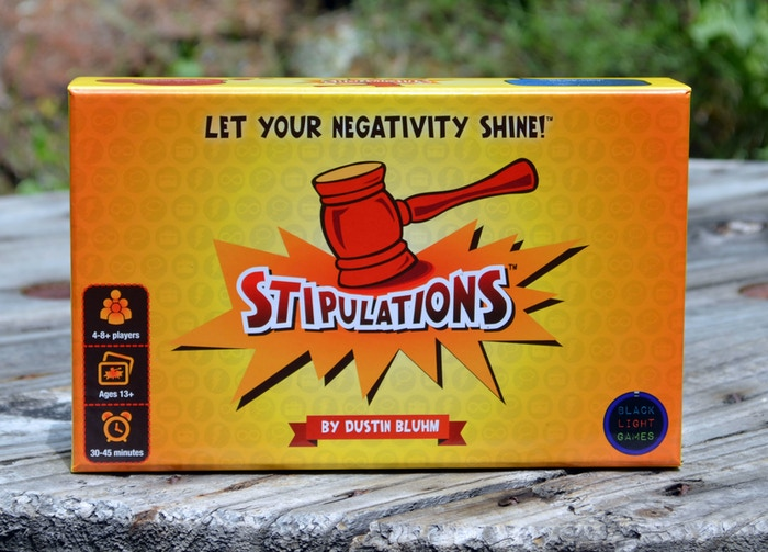 Stifle superpowers, crush careers, limit lifetime supplies, and destroy dreams in this hilarious party game.