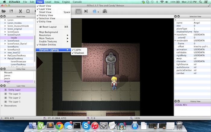 Elysian Shadows Next-Gen 2D RPG for Dreamcast & Steam & OUYA