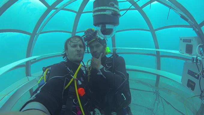 Nemo 39 s garden growing plants underwater by luca gamberini for English garden tools yeah yeah yeah