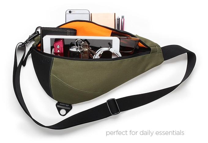 a6c25ecb20423369d924b4434cef370c original - The Ultimate Everyday Carry Bag : KP Sling Bag