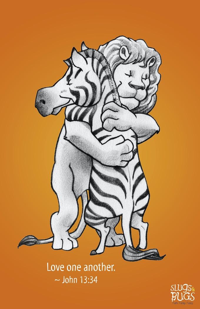 One of Zach Franzen's inspired illustrations.