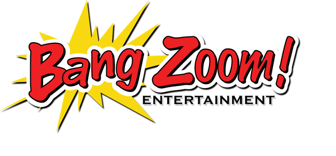 Logo courtesy of BangZoom! Entertainment