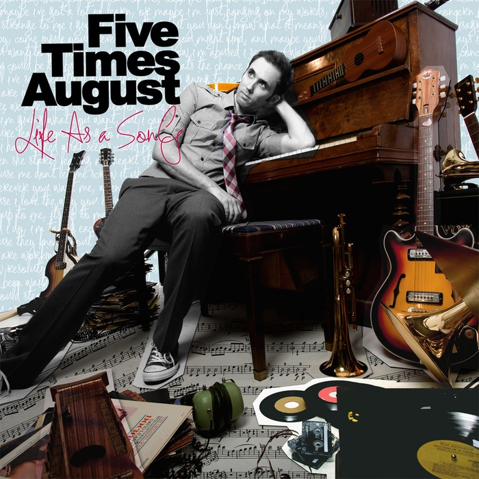 Five Times August needs your support releasing the next album! Pre-Order your copy and get cool prizes, the more you give the more you get!