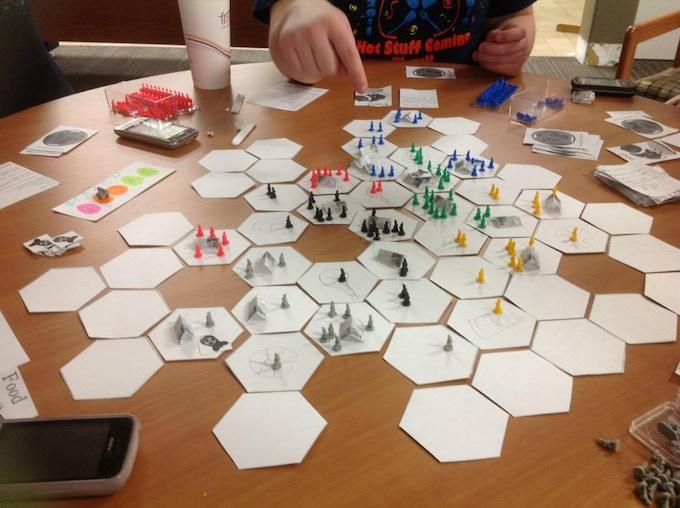 Alpha Game July 2013
