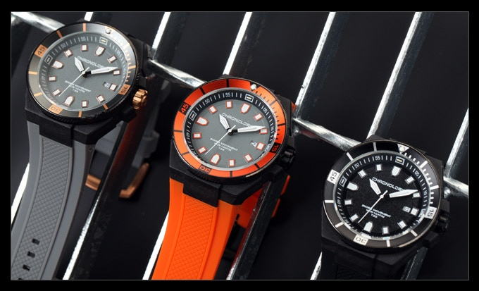 Actual Dive Watches Photo