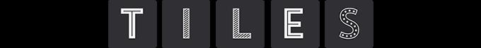 Letter Tile Designs