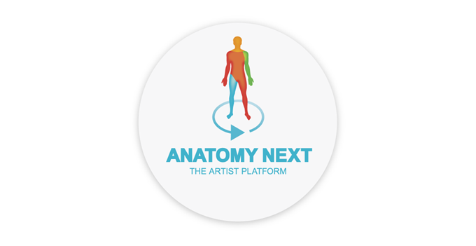 """ANATOMY NEXT the Artist Platform"" is a web based platform for artists."