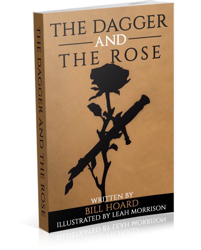 A mock-up of the paperback