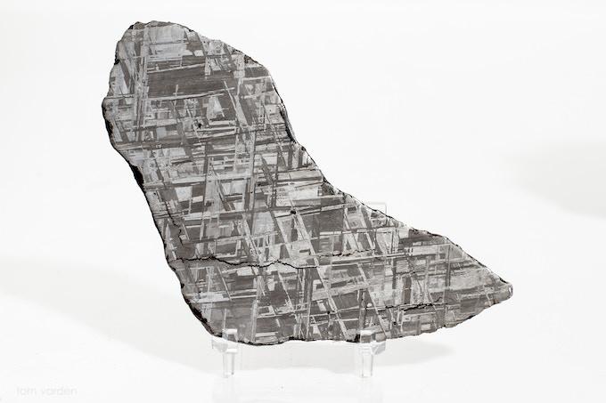 Our Muonionalusta nickel-iron meteorite