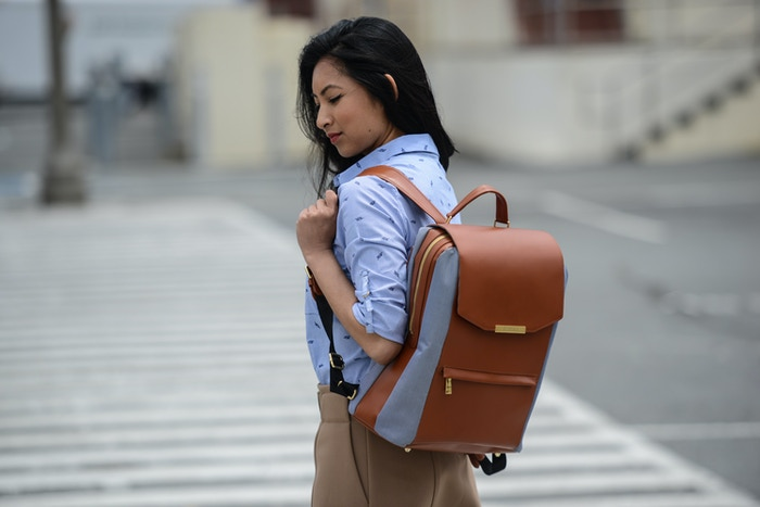 P.MAI redefines elegance by combining luxury and utility into backpacks you'll love.