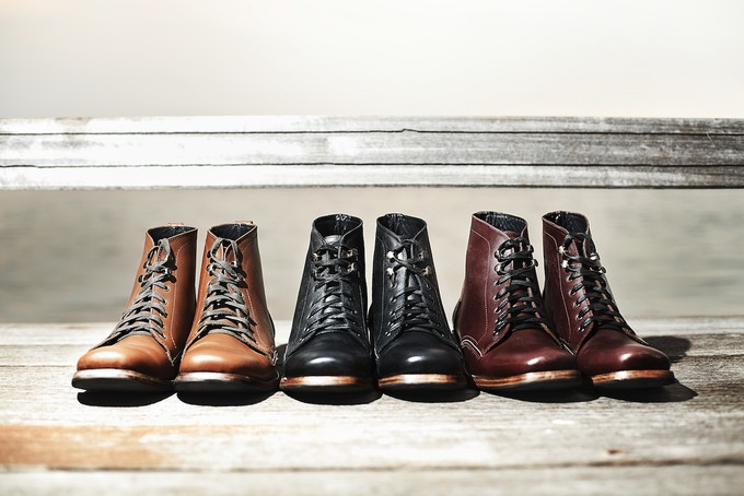 4e297e61bd2 ORCA LEATHERCRAFT : Handcrafted Leather Boots & Shoes by Orca ...