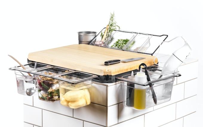 Frankfurter Brett The Kitchen Workbench By Johannes
